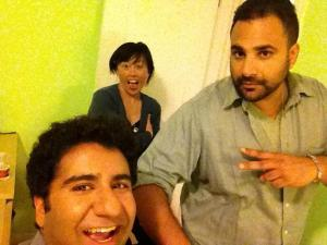 Foolin with Parvesh Cheena, Comic Genius